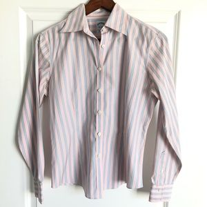 Brooks Brothers Non- Iron Fitted Dress Shirt